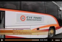 CIE Tours Videos / Video Clips for CIE Tours / by CIE Tours International