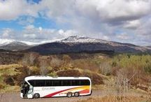 #ciecoachie / Take a photo of your CIE coach in front of or next to the most beautiful, most random or funniest place on tour. Upload it to your social media account using hashtag #ciecoachie.  We will re-post the best photos on the CIE Tours social media sites!