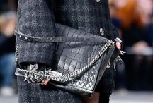looking at bags / Fashion