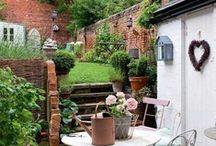 Garden Patio / by hedgehogerie
