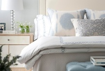 bedrooms / by Andrea Schneider
