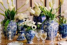 Delightful Tablescapes