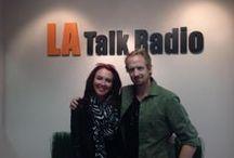 Get Famous Friday Radio Show!  / StudioVox's Co-Founder Amanda Slingerland's Get Famous Friday's Radio Show Pics!