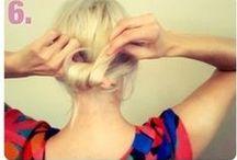 Hair / by Stephanie Hamer