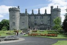 Castle Hotels & Visits / Ireland and Britain is known for it's castles. Whether you wish to stay in a castle, or visit an ancient century ruin, you will find one on a CIE Tour.  / by CIE Tours International