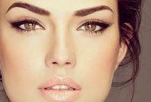 Hair & Makeup / Makeup ideas and beauty secrets