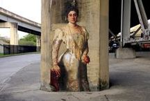 Street art delights