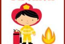 Preschool Theme: Fire Safety