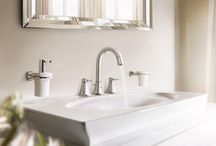 Your Matching Accessories / Our accessories were created to complement the perfectly balanced design of our faucets. Having a whole collection adds the finishing touch to your luxury GROHE bathroom.