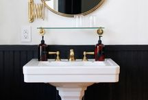Dream Bathroom Design / Home spa inspiration  / by Anne Sage