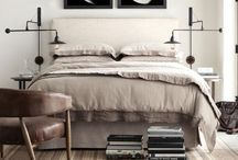 Relaxing Bedroom Design / Stylish bedrooms for sweet dreams.