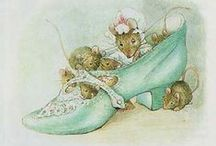 Beatrix Potter / Beatrix Potter (28 July 1866 – 22 December 1943) was an English author, illustrator, natural scientist and conservationist. / by Nancy Crum