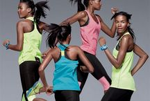 Fitness/Fashion scores / Trend