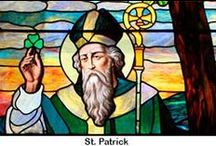 "2016 Follow St. Patrick's Trail / Travel through ""The Land of Saints and Scholars."" Explore the roots of Irish Christianity by following in the footsteps of Saint Patrick, Ireland's patron saint. Visit areas associated with other popular saints, hermits and monks. - See more at: http://www.cietours.com/us/escorted_tour/2016/st_patricks_trail_13d/ / by CIE Tours International"
