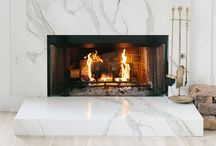 Fireplaces and Mantles / Can't resist a good fireplace shot!