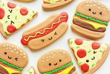 Cookie Inspiration ~ Food
