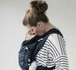 BABY CARRIER; KISS & CARRY