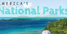 America's National Parks / America's National Parks are as diverse as the millions of visitors they attract each year. From the magnificent sunrises atop Haleakala National Park to the snowy grandeur of Rocky Mountain National Park, the National Parks have something for everyone. We love visiting these national treasures, and we hope to inspire you and your family to do the same.