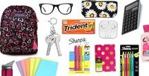 Back to school / Organisation scolaire