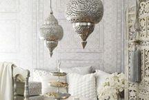 住 インテリア / Moroccan Style