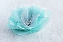 Hair Accessories / Hand crafted hair clips and Fascinators
