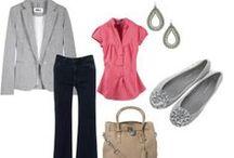 Styles I Love / My effort to be fashion-friendly / by Sara Krumwiede