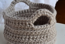Crocheting & Knitting / by INGRID CHOY-HARRIS