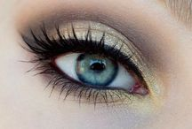 Makeup / Eye shadow ideas / by Wendy Holt