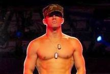 My Hollywood Husband / I am mentally dating Channing Tatum... / by Melissa Reich