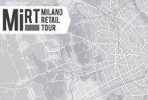 MiRT | ABOUT US / Scenes, impressions, peoples and locations. Straight from the streets of Milan, a board of images explaining what MiRT means.
