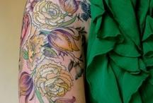 Ink'd / by Hannah Bryan