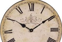 Printables--clocks/chandeliers/chairs