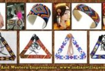 Bead Work / by Tribal And Western Impressions