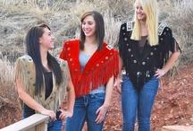 Lady's Western Shawls / by Tribal Impressions