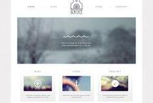 Web Design Inspiration  / by Laura Bremner