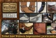 Western Boot Accessories / Cowboy And Cowgirl Western Boot  Accessories From Tribal Impressions- Dress up your western boots anytime you want! Boot tips and heel guards. Boot chains and boot bracelets. Silver spurs and spur belts. Cowgirl boot bracelets. Everything you need or would want to dress up your western boots to look sharp. Cowgirl up and cowboy out now! Review the collection off of: http://www.indianvillagemall.com/bootaccessories.html / by Tribal And Western Impressions