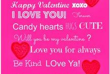 Valentine's Day / Crafts and recipes for Valentine's day.