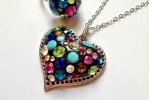 Jewelry, Wire Wrapping, Ideas & Inspiration  / by Rwi Feldman