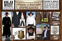 Wyatt Earp Collection / The Wyatt Warp Collection from Tribal And Western Impressions- Museum Quality Movie Prop- Gun, Badge And Western Wear Replicas- Review the collection off of: http://www.indianvillagemall.com/wyattearp.html / by Tribal And Western Impressions