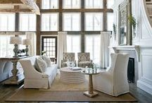 Living Room {Home Inspiration} / by Melissa Reich