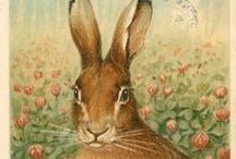Printables--rabbits, cows, horses, deer, squirrels, sheep