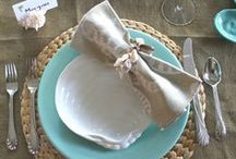 Decorating: Tablescapes / by Christina@TheFrugalHomemaker.com