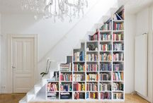 Creative use of space / Clever and creative uses of space.