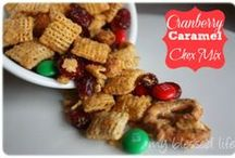 Food: Snacks / by Christina@TheFrugalHomemaker.com
