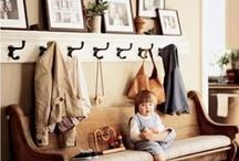 Rooms: Entryway / by Christina@TheFrugalHomemaker.com