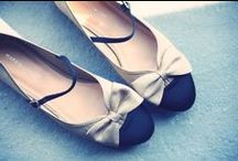 Pour Moi - Shoes!!! / Because I can't sew my own shoes...