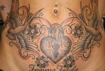 Tatt'z / by Minette Perez