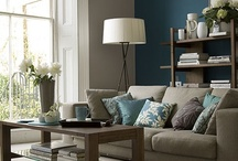 Living Room and Family Room / by Julie Roth