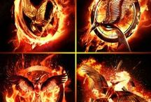 Hunger Games / The Hunger Games, Catching Fire, Mockingjay