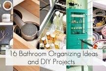 Getting Organized / by Denna Griffis